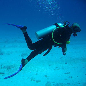 Scuba Diving Lakshadweep